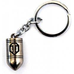 Prívesok na kľúče World of Tanks strieborná alternatívy - Heureka.sk bbee2e291c2