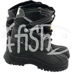 054412ae8d0d Vysoké nepremokavé čižmy SNOW rybárske čierna od 31