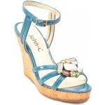 537a6f9b6c Damske sandale tyrkysove - Vyhľadávanie na Heureka.sk