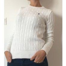 Ralph Lauren sveter biely