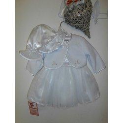 6b26e0f67bee Špecifikácia Dievčenské šaty na príležitosť s bolerkom 2 - Heureka.sk