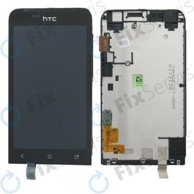 LCD Displej + Dotykové sklo HTC One V - originál