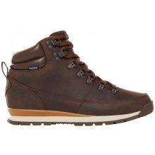 0a3e018e0d pánska zimná obuv The North Face Back To Berkeley Redux Leather Men CARAFE  BROWN KETCHUP