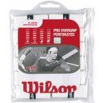 Wilson Pro Overgrip Perforated 12ks