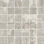 PARADYZ RONDONI THROPY Bianco - mozaika tónovaná 29,8x29,8 (kocka 4,8x4,8) Matné