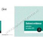 Optys 1023Daňová podrobná evidence pro plátce DPH A4