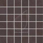 Combi mozaika hnedá mat. 29,5x29,5; 4,7x4,7; DDM06274