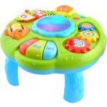 Huile Toys 4487 Interaktivní multifunkční stoleček se zvuky