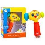 Huile Toys interaktivní Kladívko