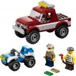 LEGO City 4437 Policajná naháňačka