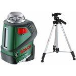Bosch SET Samonivelačný 360° líniový laser PLL 360 + statív 0603663001