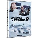Rychle a zběsile 8 DVD