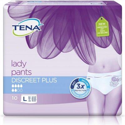 Tena Lady Pants Discreet plus L 10 ks