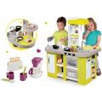 Smoby set kuchynka elektronická a raňajkový set s kávovarom a toasterom 311024-7