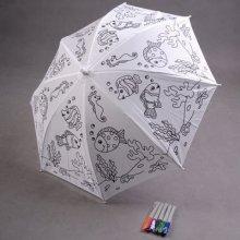 Vymaľuj si dáždnik