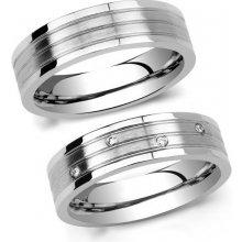 Ligot Snubné prstene z chirurgickej ocele RRC2095 RRC2095 df9a02a0a77