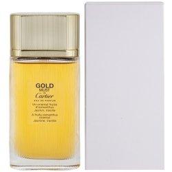 a02965c21e9 Cartier Must De Cartier Gold parfumovaná voda dámska 100 ml tester ...
