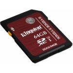 Kingston SDXC 64GB UHS-I U3 Class 10