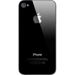 Kryt Apple Iphone 4 zadný čierny od 3 a5dfef98b33