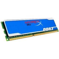 I/K: Pamäť RAM Kingston HyperX DDR3 1600MHz CL9 4 alebo 8 GB