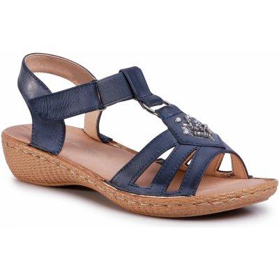 Clara Barson dámska obuv tmavo modrá