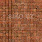 Premium Mosaic Stone Mozaika červená 2x2 cm - STMOS20REW