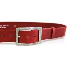 8d58e1831 Penny Belts Dámsky kožený opasok EXKLUZIV 55-R90 červený