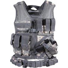 Rothco Cross USMC DRAW ACU DIGITAL vesta taktická