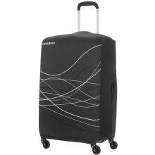 Samsonite Foldable Luggage Cover M 11 Indigo Blue (U23–Acc)