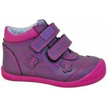338a4c9c674f Protetika Dievčenské členkové topánky Fia fialové