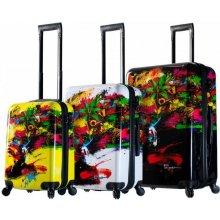 cfe2c488fbcdf Mia Toro M1097 Prado Beautiful Minds S/M/L sada 3 cestovních kufrů TSA