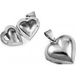 Prívesok otváracie srdce - Vyhľadávanie na Heureka.sk b83af0742b6
