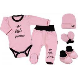 f4ee103f0 Baby Nellys Súpravička do pôrodnice Princess ružová od 12,30 ...