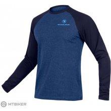 f13664d857a5 Endura One Clan Raglan L S tričko modré