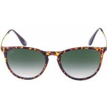 Urban Classics Sunglasses Jesica havanna/green