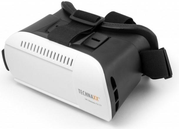 970410153 Okuliare pre virtuálnu realitu Technaxx VR Glasses TX-77 ...