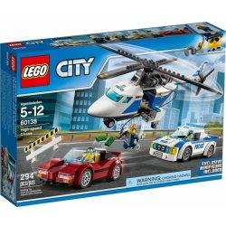 c039c0362 LEGO City 60138 Naháňačka vo vysokej rýchlosti od 22,46 € - Heureka.sk