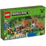 LEGO Minecraft 21128 The Village Dedina
