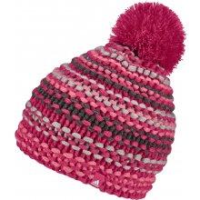 a2ddaf847 Adidas Dievčenská čiapka s brmbolcom ružová