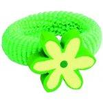 Vlasová ozdoba kytička zelená min. odběr 4 ks 1830740b56