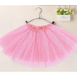 6ff8d30b2 SISI 7531-pink TuTu sukňa pre dievčatá bodkovaná od 5,69 € - Heureka.sk