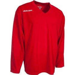 Tréningový hokejový dres BAUER 200 bielý junior od 17 37457e0447