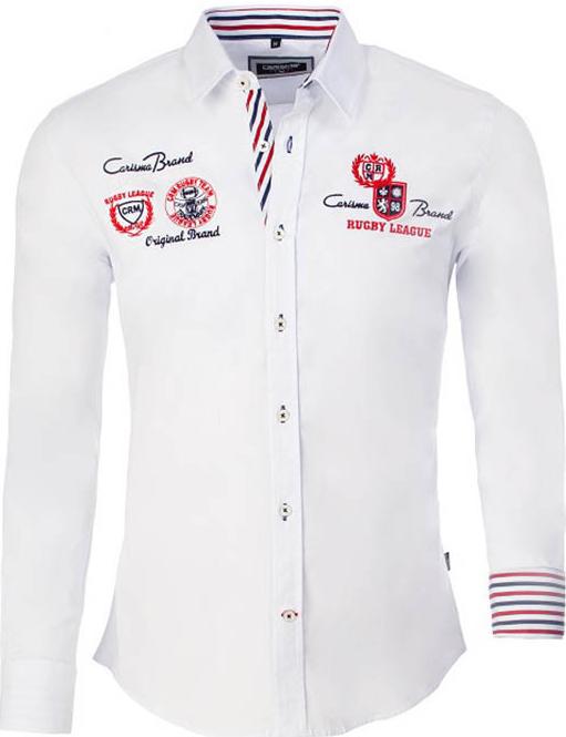 e3331730f690 Pánska košeľa Carisma košeľa pánska 8004 dlouhý rukáv - Zoznamtovaru.sk