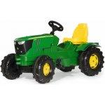 Rolly Toys Šlapací traktor J. Deere 6920-zelený