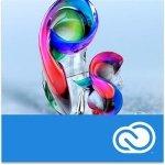 Adobe Photoshop CC MP ML CZ EDU NEW L-1 1-9 NAMED 12 měsíců
