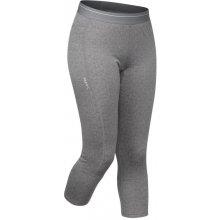 a4cbd9fef WED`ZE Dámske lyžiarske spodné nohavice 500 sivé
