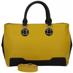 02aba2999 moderní kabelka do ruky i na rameno žltá alternatívy - Heureka.sk