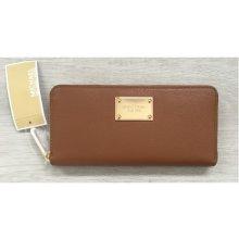 Michael Kors peňaženka continental hnedá fe307597f5e