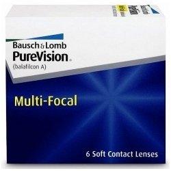 bfa9446f8 Bausch & Lomb PureVision Multi-Focal 6 šošoviek od 32,00 € - Heureka.sk