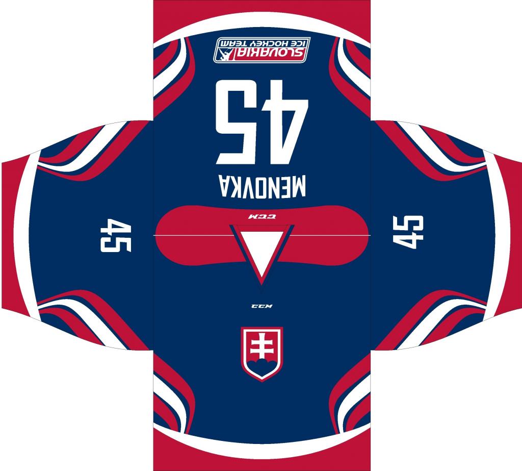 945ebf54f027b Filtrovanie ponúk Fanda SPORT Hokejový dres Slovakia Ice Hockey Team BLUE -  Heureka.sk